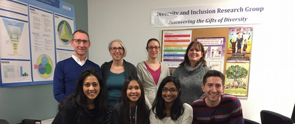 OTIC lab researchers and students
